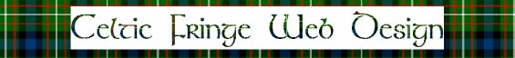 Celtic Fringe Web Design