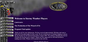 Stormy Weather PLayers